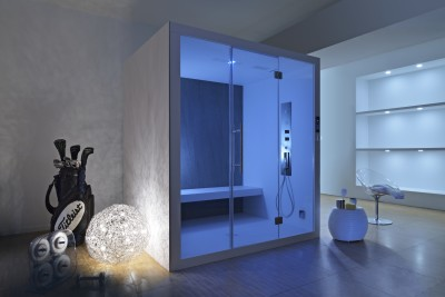 Spa con cabina bagno turco e sauna picture of parini hotel u body